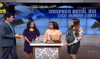Dr. Oz Indonesia – Waspada Botol ASI Sisa Rumah Sakit