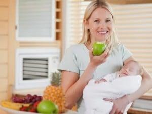 Cara Mencukupi Gizi Pada Ibu Menyusui