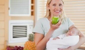 Tips Agar Ibu Menyusui Tetap Sehat dan Bugar