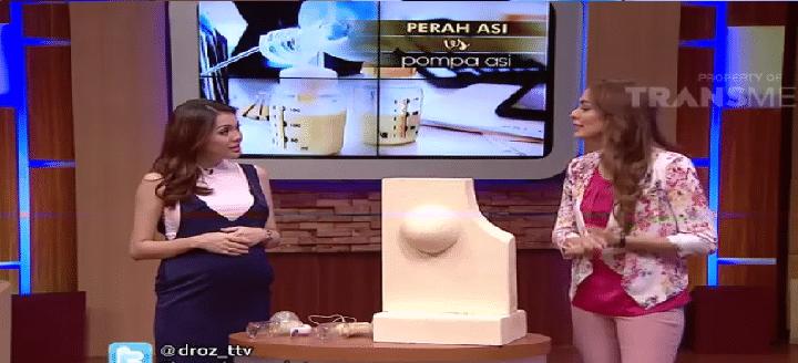 Dr. OZ INDONESIA – Cara Memerah Asi Yang Benar