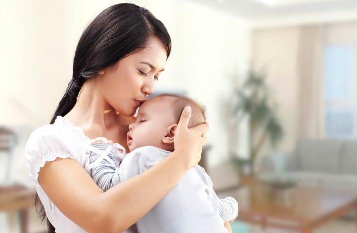 ASI Tak Hanya Baik untuk Bayi, Tetapi Juga untuk Ibunya