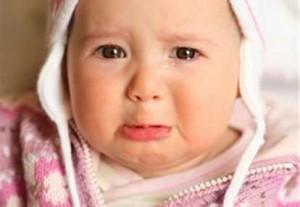 Bayi nangis