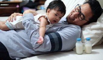 Wahai Suami, Penuhi Asupan Nutrisi Ibu Menyusui dengan Cara Ini